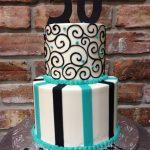 Straight Stripes and Swirls